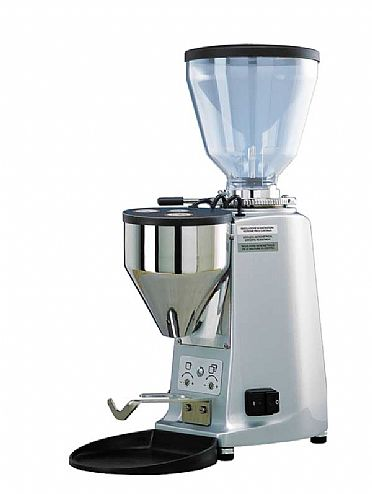 Mazzer electronic A Zilver